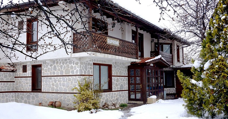 Chalet Supreme (Sleeps 10)