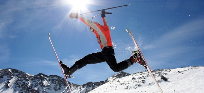 12 Mistakes Made By Ski Beginners